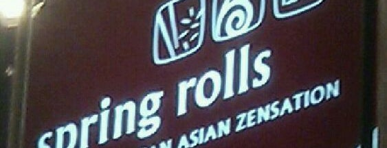Spring Rolls is one of toronto.