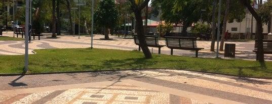 Praça da Revolução is one of Tempat yang Disukai Kelly.