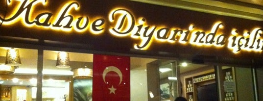 Kahve Diyarı Plus is one of Locais curtidos por ..