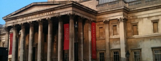 National Portrait Gallery is one of Londres / London.