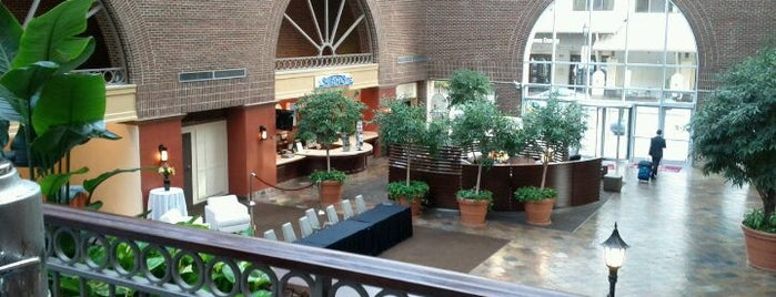 Sheraton Raleigh Hotel is one of Tempat yang Disukai h.