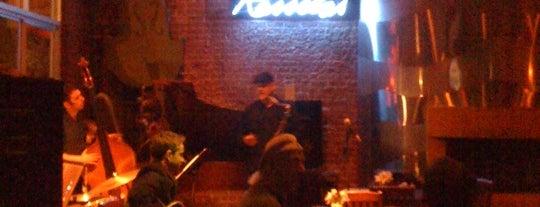 Rasselas Jazz Club is one of Tempat yang Disimpan Tom.