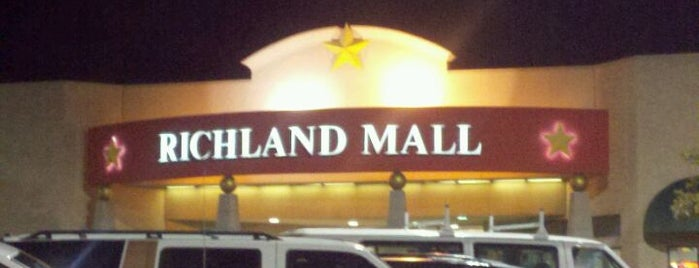 Richland Mall is one of USA 5.