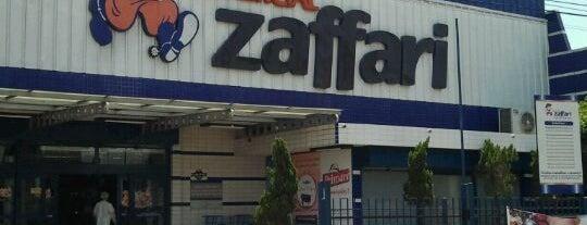 Comercial Zaffari is one of Marcio'nun Beğendiği Mekanlar.