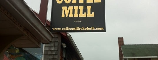 The Coffee Mill is one of Around Town.