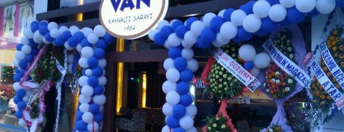 Van Kahvaltı Sarayı is one of Posti che sono piaciuti a Heisenberg.