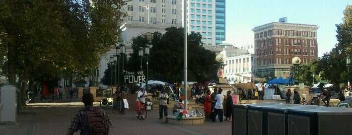 #OccupyOakland is one of #OccupyAmerica Locations.