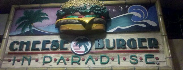 Cheeseburger In Paradise is one of Oahu: The Gathering Place.