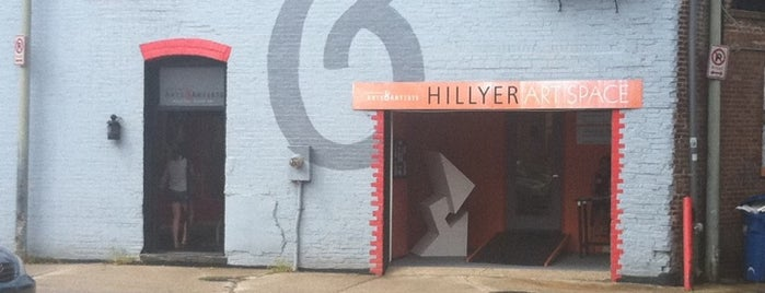 Hillyer Art Space is one of District of Art.