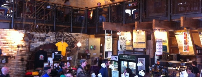 Colectivo Coffee is one of My Milwaukee.