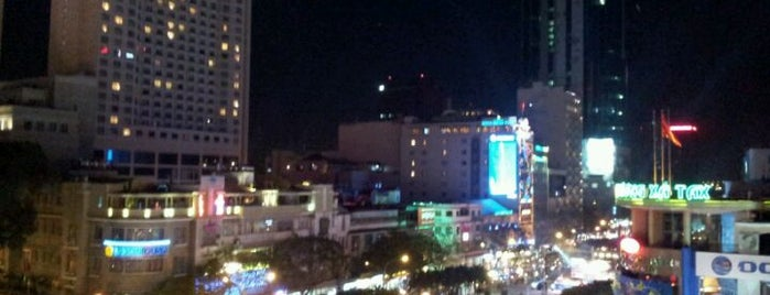 Rooftop Garden @ The Rex Hotel is one of SOUTH EAST ASIA Dining with a View.