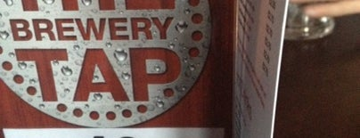 The Brewery Tap is one of Dan 님이 좋아한 장소.