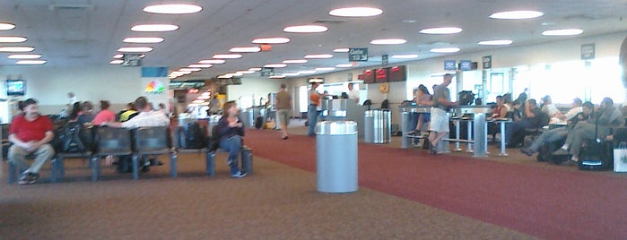Spokane International Airport (GEG) is one of Big Country's Airport Adventures.
