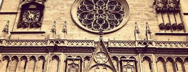 Cathédrale Saint-Jean is one of Lyon.