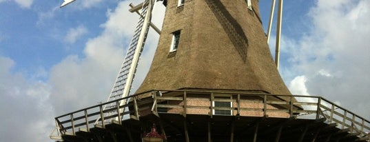 Molen van Sloten is one of All Museums in Amsterdam ❌❌❌.
