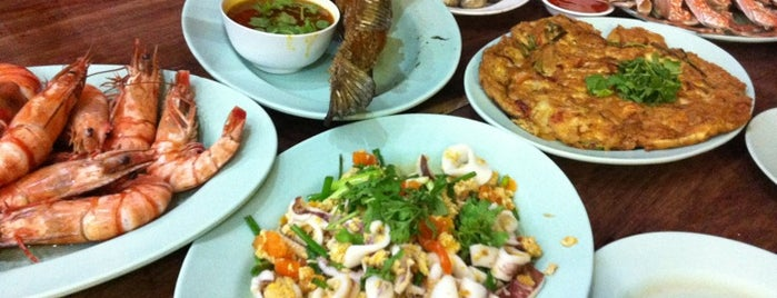 Madam Green Seafood is one of Hua Hin.