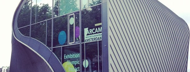 ARCAM is one of Museums in Amsterdam.