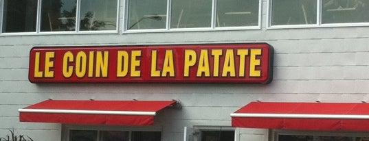 Le Coin de la patate is one of Martin 님이 좋아한 장소.