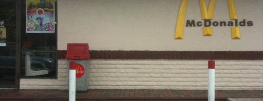 McDonald's is one of Dan 님이 좋아한 장소.
