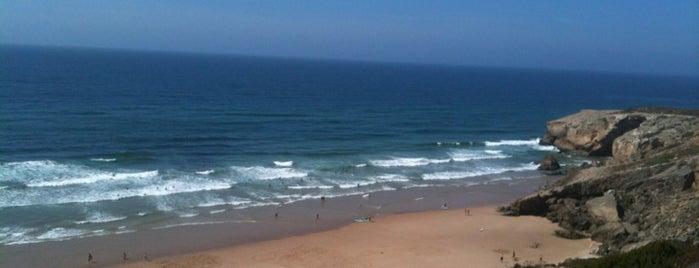 Praia do Monte Clérigo is one of Portugal ❤️.