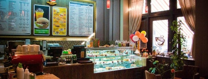 GLORY CAFE is one of TOP-20: Львів.