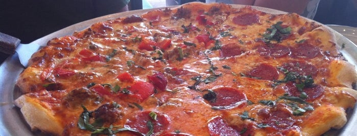 Giorgio's Brick Oven Pizza is one of Happy Hour #VisitUS.