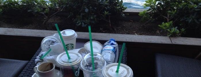Starbucks is one of Gittim,gördüm,beğendim....