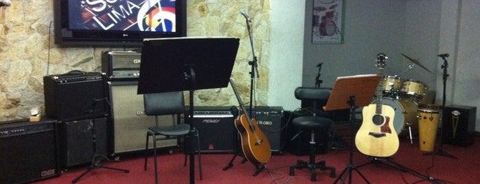 Faculdade Internacional Souza Lima & Berklee is one of ..