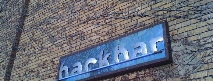 Backbar @ 9:30 Club is one of สถานที่ที่บันทึกไว้ของ Becket.
