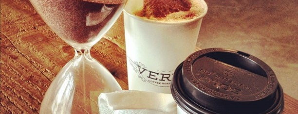 Verve Coffee Roasters is one of /r/coffee.