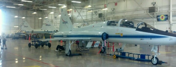 NASA Hangar 135 At Ellington Field is one of Hopster's Airports 1.