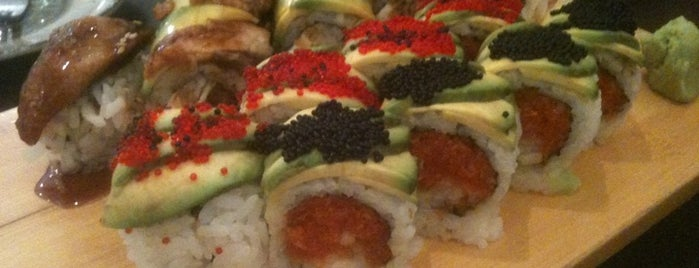 Shinju Sushi is one of In the neighborhood.