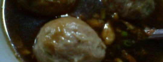 Bakso Malang Cipaganti is one of Bandung Food Foursquare Directory.