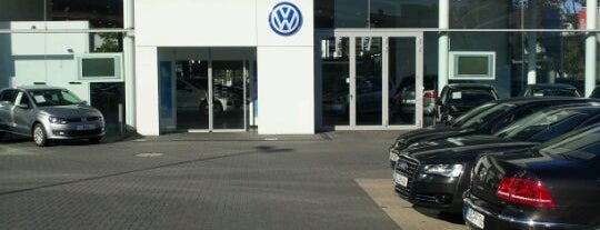 Volkswagen Automobile Berlin is one of Joud's Liked Places.
