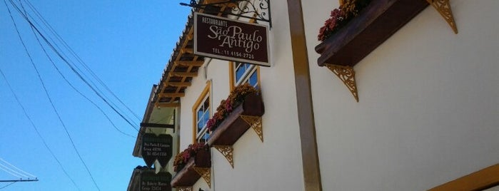 São Paulo Antigo is one of สถานที่ที่บันทึกไว้ของ Fabio.