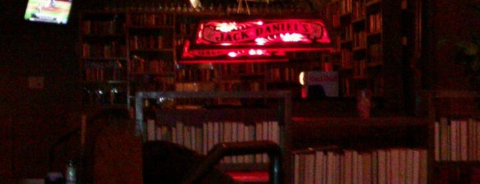 The Library Bar & Grill is one of Must-visit Nightclubs / Bars in Albuquerque.