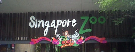 Singapore Zoo is one of Guide to Singapore's best spots.
