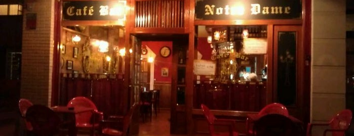 Café Bar Norte Dame is one of tapeo.
