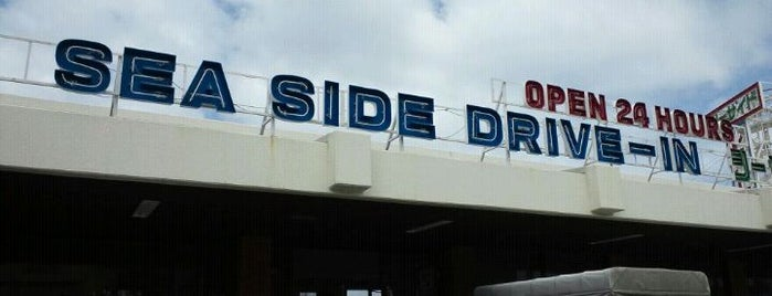 Sea Side Drive-In is one of Okinawa.