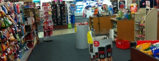 CVS pharmacy is one of Lugares favoritos de Kate.