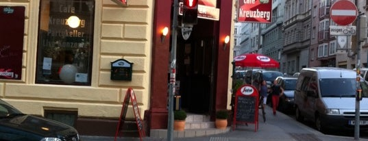 Kreuzberg Theater-Bar is one of Top picks for Bars.