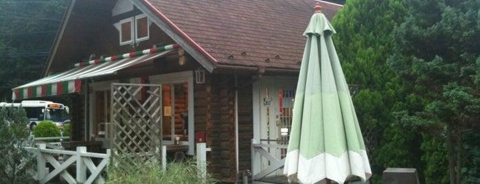 町田あいす工房ラッテ is one of 多摩地区お気に入りカフェ&レストラン.