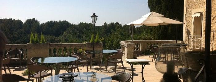 Auberge de Noves is one of Tous au restaurant 2012 - du 17 au 23/09.