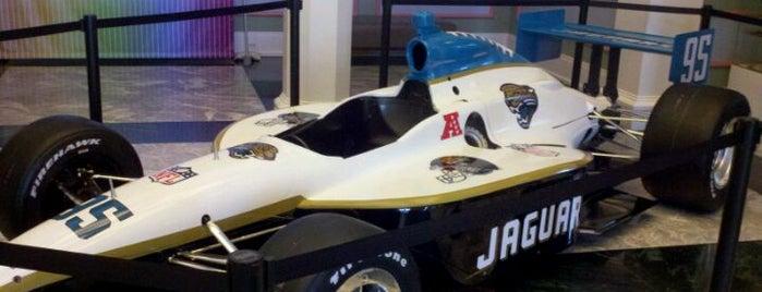 Jacksonville Jaguars Super Car is one of Super Cars #VisitUS.