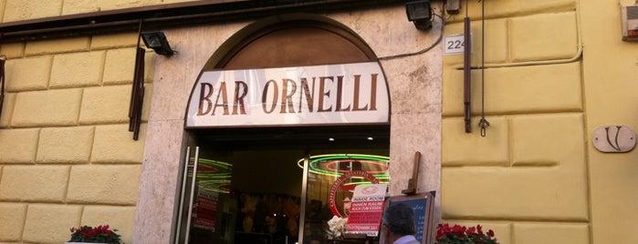 Bar Ornelli is one of Restaurantes Italia.