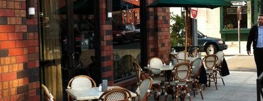 Amelia's Bistro is one of Jersey City.