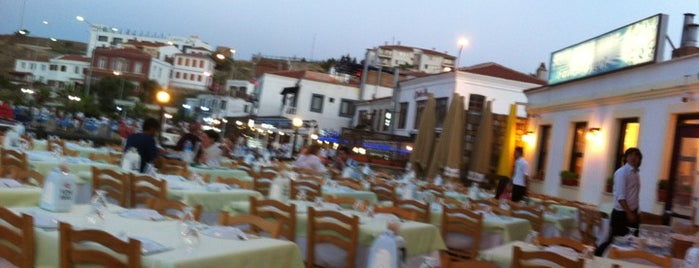 Şehir Restaurant Faik'in Yeri is one of Çanakkale.