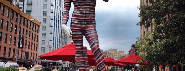 Meatpacking District is one of NEW YORK CITY : Manhattan in 10 days! #NYC enjoy.
