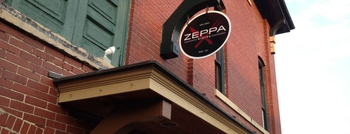 Zeppa Bistro is one of Places to visit/Rochester.