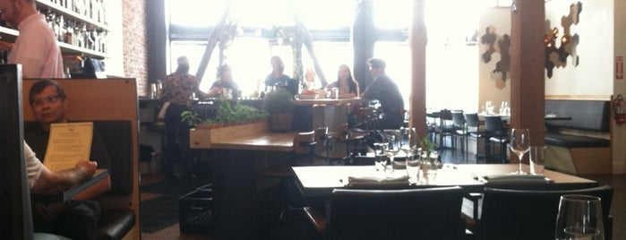 AQ Restaurant & Bar is one of SF Restaurants to Try.